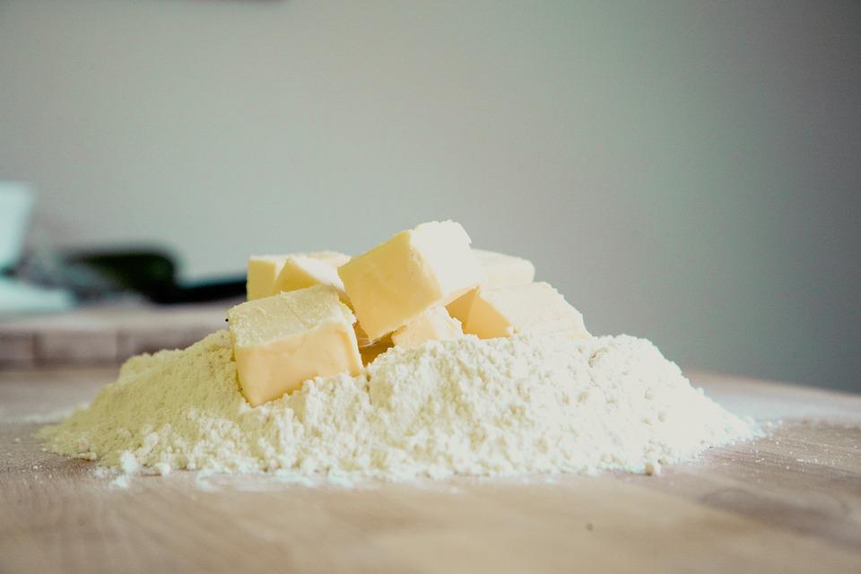 バター歴史食用