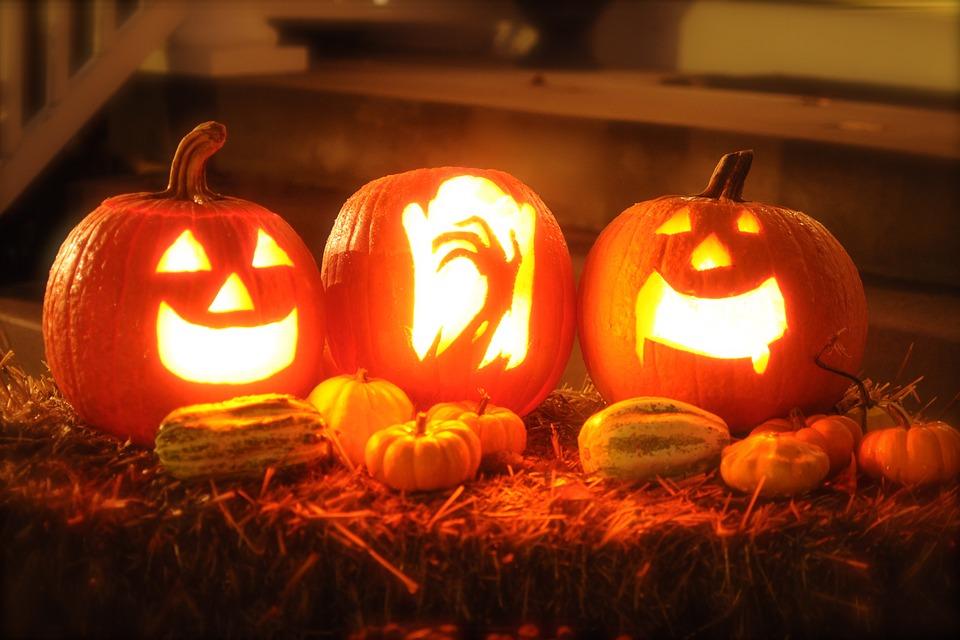 ハロウィンかぶかぼちゃ