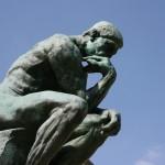 ロダンの考える人は何を考えている?意外と知らない雑学。