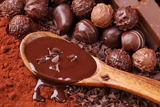 チョコレート鼻血理由対処法