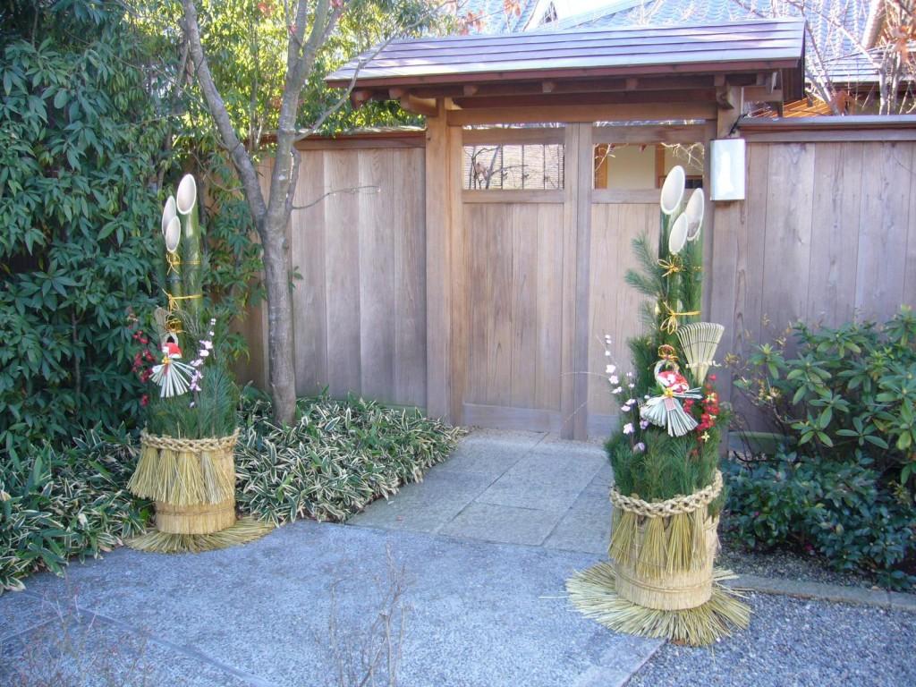 門松意味由来いつからいつまで飾る正月飾り