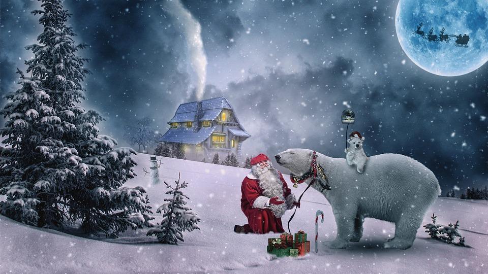クリスマスイブ意味語源由来勘違い