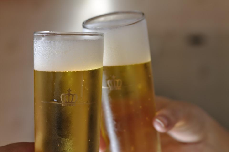 ビールたくさん飲める理由