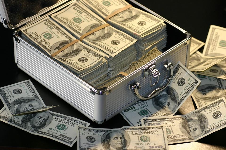 お金を無心する意味語源由来