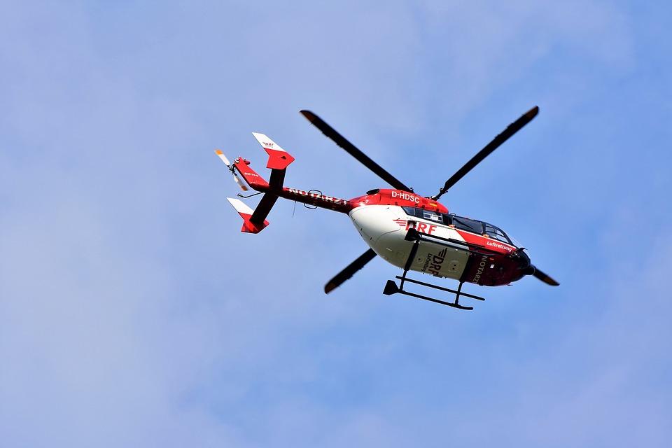 屋上ヘリポートRH意味違い