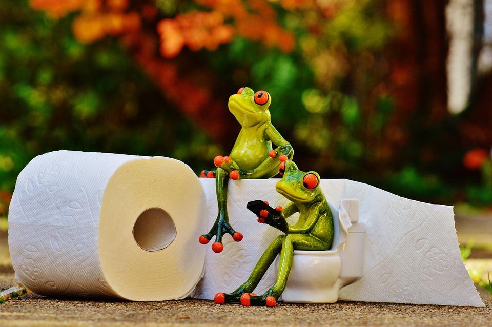 ティッシュトイレ流してはいけない理由