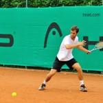 テニスのパッシングショットは逆転の一撃!ネット際の面白い駆け引き。