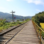 線路に砂利を敷く理由を解説!実はクッションの意味があった。
