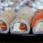 カリフォルニアロールの由来、実は日本人が考案した料理