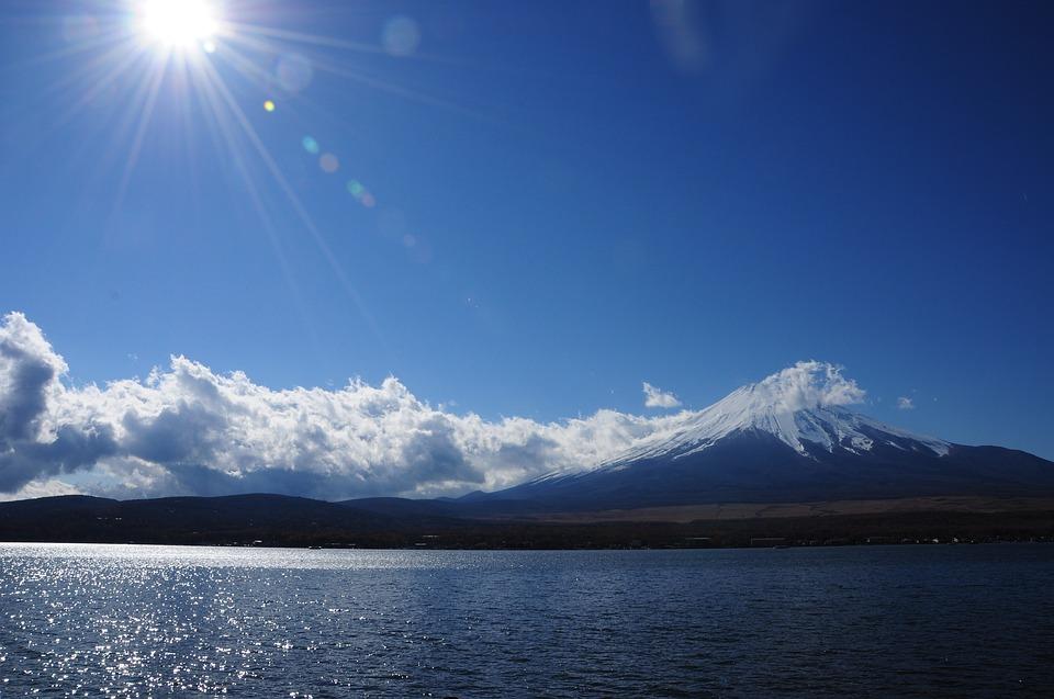 富士山都市伝説