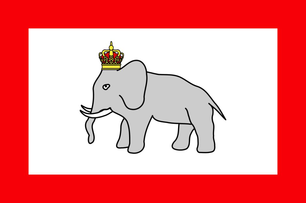 面白い国旗