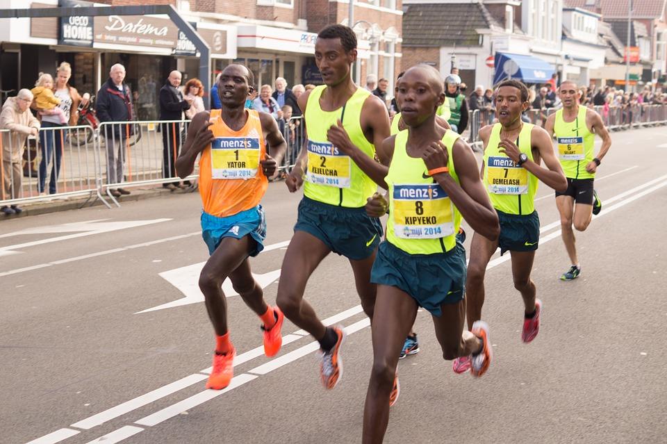 マラソン由来語源