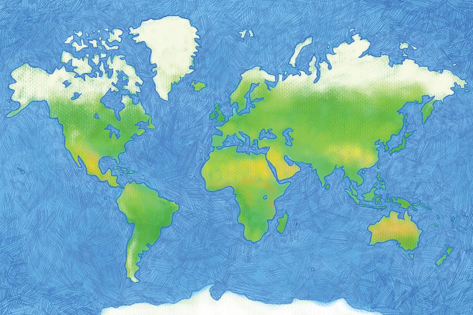 世界一長い地名