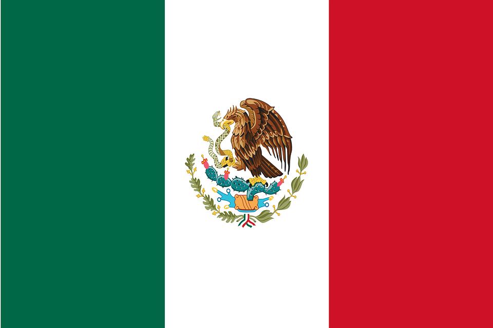 メキシコ国旗意味由来