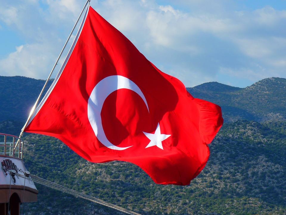 トルコ国旗意味由来